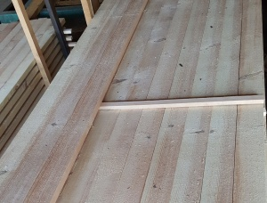 Pine Sawn Timber KD 28 mm x 100 mm x 3000 mm
