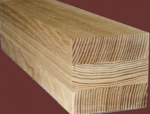 Oak Glued window scantlings 86 mm x 140 mm x 6000 mm