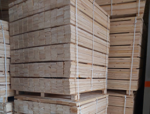Spruce-Pine (S-P) Pallet timber 17 mm x 78 mm x 1.1 m