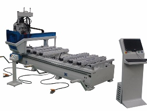 PTP Drilling CNC Machine
