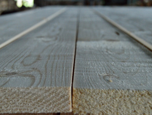 22 mm x 95 mm x 3000 mm KD S4S Heat Treated European spruce Lumber