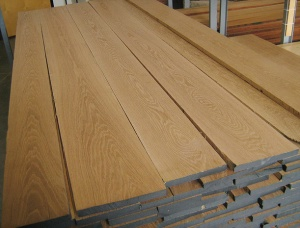 KD Oak Lumber 15 mm x 32 mm x 3 m