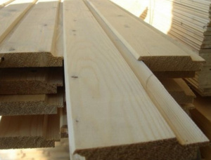 KD Spruce-Pine (S-P) Tongue & Groove Paneling 12.5 mm x 88 mm x 6000 mm