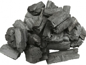 Birch Wood charcoal 80 mm