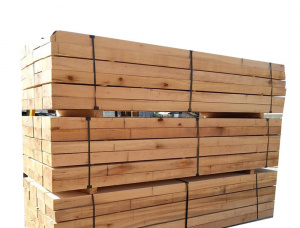 38 mm x 89 mm x 5000 mm KD S4S Heat Treated European spruce Lumber