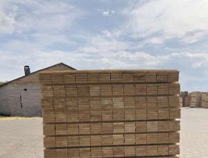 Spruce-Pine (S-P) Pallet timber 17 mm x 75 mm x 0.8 m