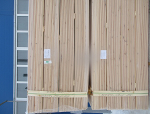 KD Siberian Pine Wooden Cladding 12.5 mm x 96 mm x 3000 mm
