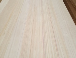 Paulownia Finger Joint Board KD 20 mm x 150 mm x 1500 mm