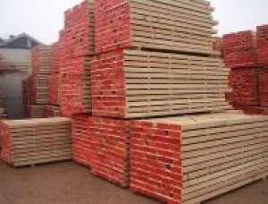 European Red Oak Lumber AD 100 mm x 38 mm x 4 m