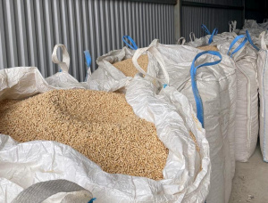 European spruce Wood pellets 6 mm x 70 mm