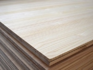 Oak Finger Joint Laminated Board 9 mm x 100 mm x 1820 mm