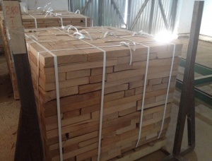 50 mm x 120 mm x 3000 mm KD S2S Heat Treated Beech Lumber