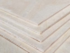 Birch Plywood 5 mm x 10 mm x 1220 mm