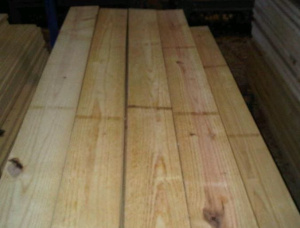 50 mm x 120 mm x 2500 mm KD CCA Treated Elliotis Pine Joinery lumber