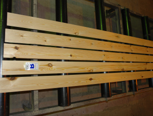KD European spruce Tongue & Groove Paneling 12.5 mm x 88 mm x 6000 mm