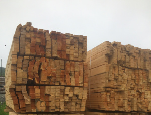 37 mm x 67 mm x 3000 mm GR  Spruce-Pine-Fir (SPF) Post