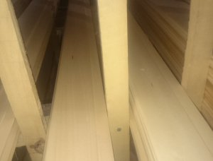 KD Linden Tongue & Groove Paneling 96 mm x 15 mm x 3000 mm