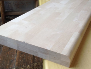 Birch Stair treads 40 mm x 300 mm x 1000 mm