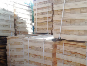 Spruce-Pine (S-P) Pallet timber 20 mm x 90 mm x 1200 mm