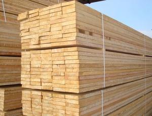 Spruce Sawn wood 50 mm x 150 mm x 6 m