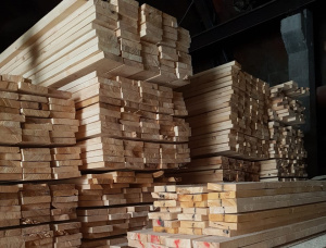 50 mm x 150 mm x 6000 mm KD  Scots Pine Joinery lumber