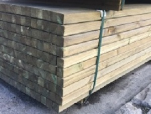 Anti-Slip Decking Pine KD 28 mm x 145 mm x 6000 mm