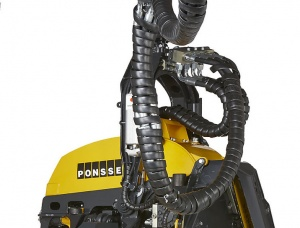 PONSSE H7 harvester head