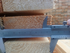 38 mm x 88 mm x 3980 mm AD S4S Pressure Treated Spruce-Pine (S-P) Lumber