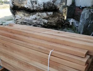 30 mm x 200 mm x 4000 mm KD S4S Heat Treated Oak Lumber