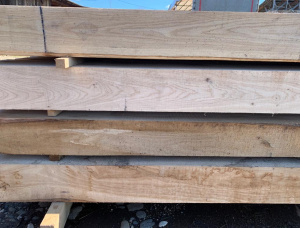 100 mm x 200 mm x 2300 mm AD  Oak Beam