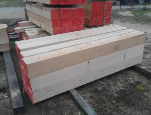 100 mm x 200 mm x 4000 mm GR  Oak Beam