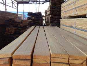 KD Siberian Larch Wooden Cladding 25 mm x 140 mm x 6000 mm