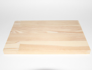 Siberian Larch Finger Jointed (Discontinuous stave) Furniture panel 20 mm x 600 mm x 4000 mm