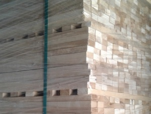 Planed Birch Flooring KD 21 mm x 40 mm x 2000 mm