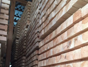 16 mm x 88 mm x 4000 mm KD R/S Heat Treated Scots Pine Lumber
