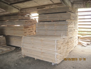 100 mm x 200 mm x 3000 mm KD Finger Joint Board