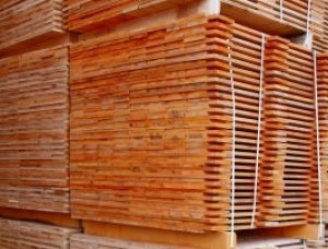Spruce-Pine-Fir (SPF) Pallet timber 15 mm x 75 mm x 1200 mm