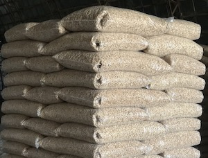 Spruce-Pine (S-P) Wood pellets 6 mm x 15 mm