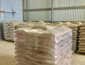 Birch Wood pellets 6 mm x 10 mm