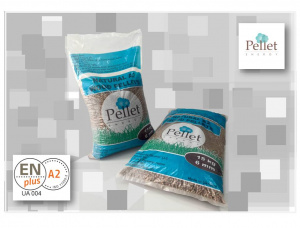 Spruce-Pine-Fir (SPF) Wood pellets 6 mm x 15 mm
