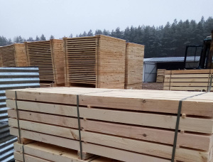 50 mm x 150 mm x 6000 mm GR  Scots Pine Post