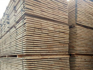 19 mm x 150 mm x 3660 mm KD R/S Heat Treated Taeda Pine Lumber
