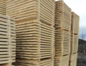Scots Pine Pallet timber 22 mm x 72 mm x 1030 mm