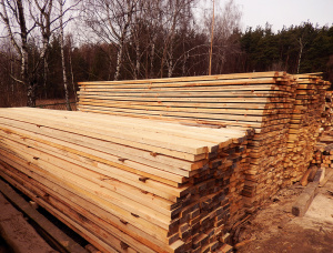 50 mm x 150 mm x 6000 mm AD  Spruce-Pine (S-P) Post