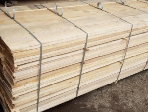 Edged Ash KD Lumber 50 mm x 100 mm x 1240 mm