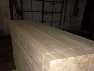 35 mm x 42 mm x 2200 mm KD S4S Heat Treated European spruce Lumber