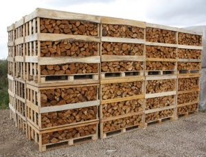 Kiln dried firewood / Natural wood
