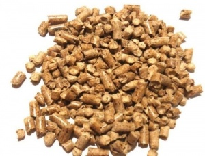 Siberian Pine Wood pellets 8 mm x 15 mm