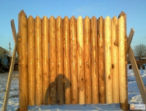 Stakes and pillars for fences