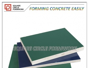 PP plastic plywood